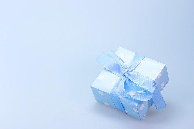 prezent na roczek